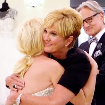 Say Yes to the Dress: Atlanta's Lori Allen Breaks Down With Breast-Cancer Survivor Bride: 'We're Sisters' — Watch