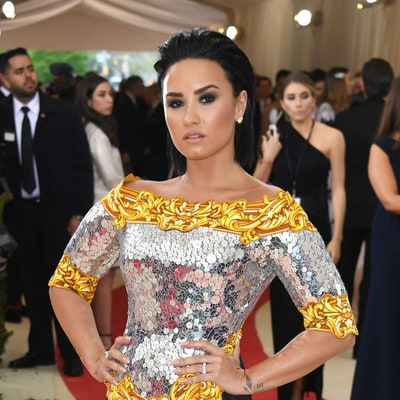 Demi Lovato Has Late-Night Twitter Rant Over Nicki Minaj Drama