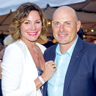 Luann de Lesseps Is Still Getting Married Despite Fiance's Fling: 'The Hard Part Is Staying and Working It Out'