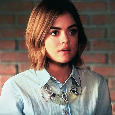 Shop Lucy Hale's Budget-Friendly Statement Necklace From 'Pretty Little Liars'