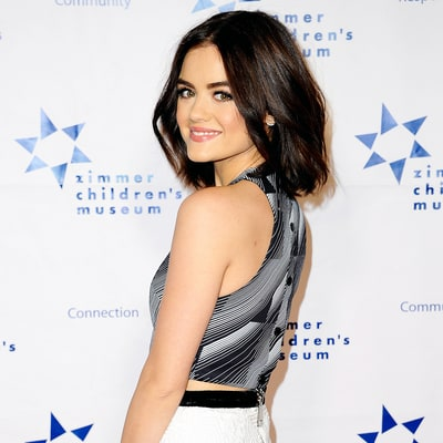 Pretty Little Liars' Lucy Hale Has the Most Adorable New Puppy!