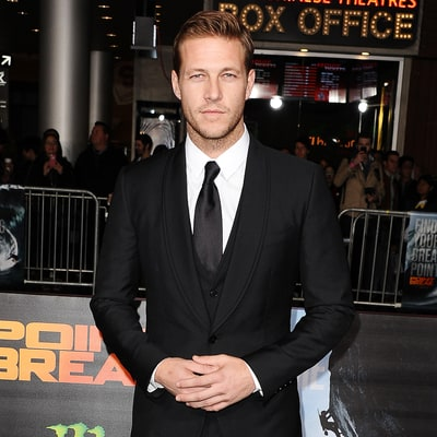 Point Break's Luke Bracey on Keanu Reeves: 'I Hear He's a Lovely Man'
