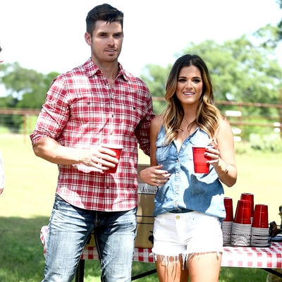 Bachelorette's Luke Pell Reveals How He and JoJo Fletcher Recently Managed to 'Bury the Hatchet'