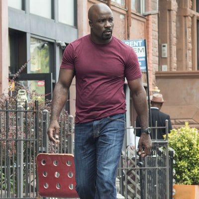 How Mike Colter Got Ripped for 'Luke Cage'