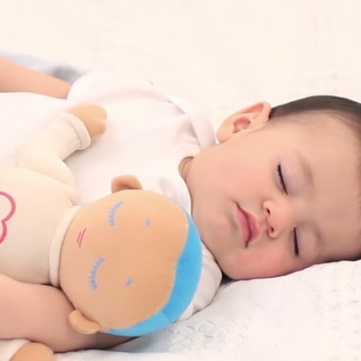 Desperate Parents Are Shelling Out $350 for This $71 Doll That Helps Babies Sleep