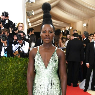 Lupita Nyong'o Puts 'Vogue' in 'Check' About Her Met Gala 2016 Hairstyle