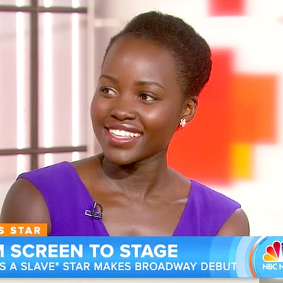 Lupita Nyong'o Weighs In on Oscars 2016 Controversy: 'It's a Symptom of Something Else'