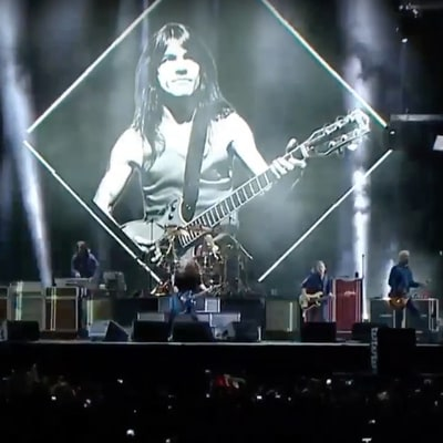 See Foo Fighters, Guns N' Roses' Live Tributes to AC/DC's Malcolm Young