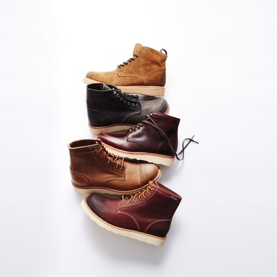 The Work Force: More-Stylish Utility Boots