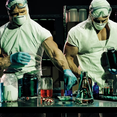 How Two Florida Gym Rats Conquered the Shadowy World of Dietary Supplements