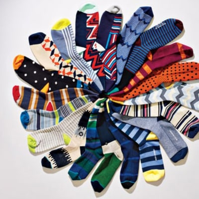 Sock and Awe: Five Ways to Upgrade An Overlooked Piece of Your Wardrobe