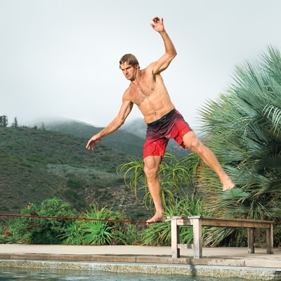 Laird Hamilton: How to Boost Your Balance