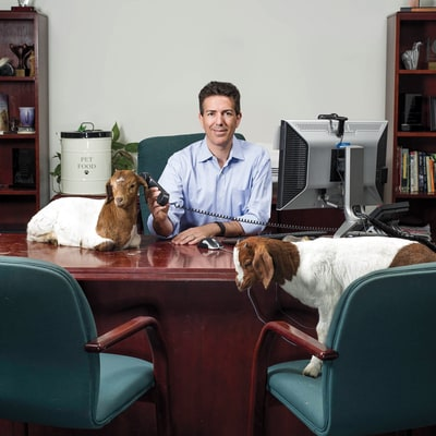 Meet the Man Leading the Charge Against SeaWorld, Puppy Mills, and Big Agra