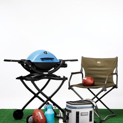 9 Ways to Upgrade Your Tailgate Party
