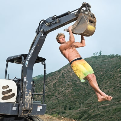 Laird Hamilton: Smash Your Workout Routine Rut