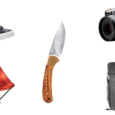 Well Designed: October's Most Stylish New Gear