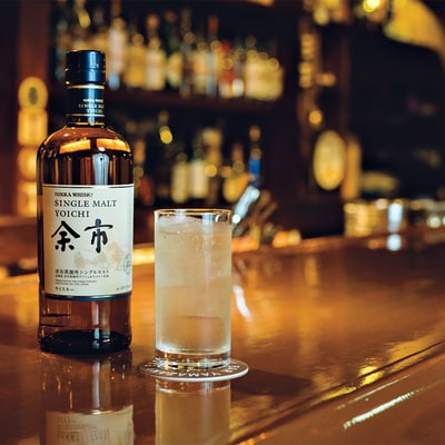 The Perfect Whiskey Highball