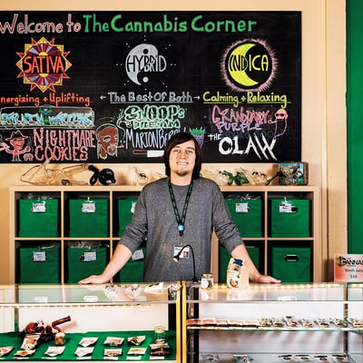 Weedtown, USA: Home to America's First City-Owned Pot Shop