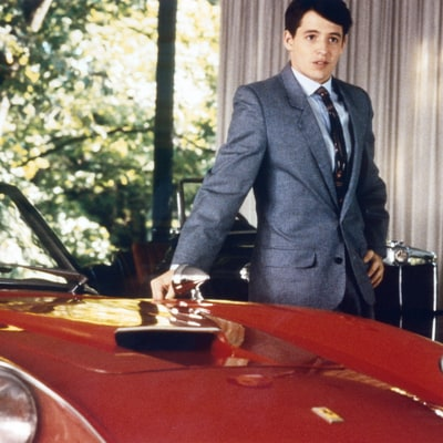 The True Story Behind Ferris Bueller's Ferrari