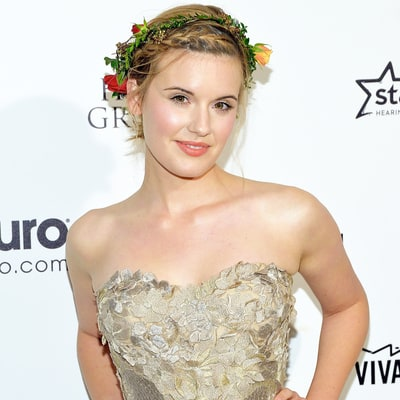 Maggie Grace: What's in My Bag?