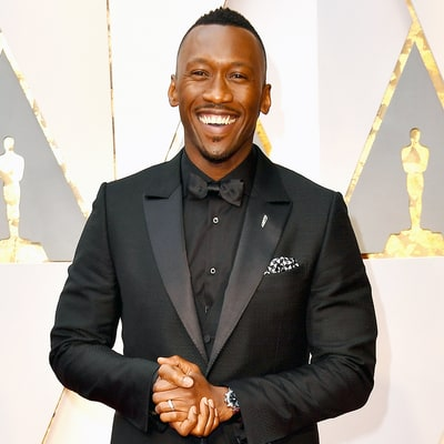 Mahershala Ali Gushes Over Newborn Daughter at 2017 Oscars, Admits He's a 'Special Kind of Tired'