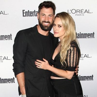 Maksim Chmerkovskiy Says He's 'The Happiest Person That Ever Lived' Since Welcoming Son Shai