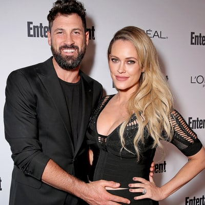 Maksim Chmerkovskiy, Peta Murgatroyd Get Kicked Out of Lamaze Class