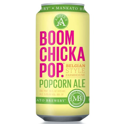 Why Popcorn Beer Actually Tastes Good