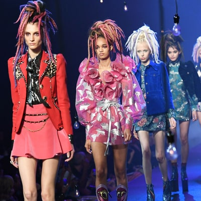 Marc Jacobs Issues Formal Apology for Dreadlocks During NYFW 2016 Show