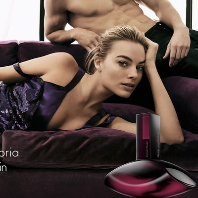 Margot Robbie Stars in Sultry New Campaign for Calvin Klein Deep Euphoria