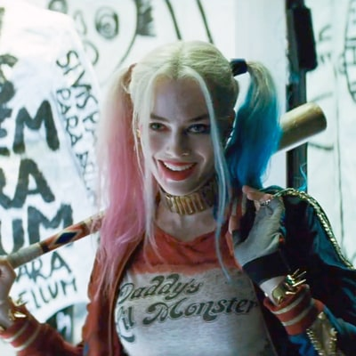 Watch the New 'Suicide Squad' Trailer Featuring a Crazy Margot Robbie and a Witchy Cara Delevingne!