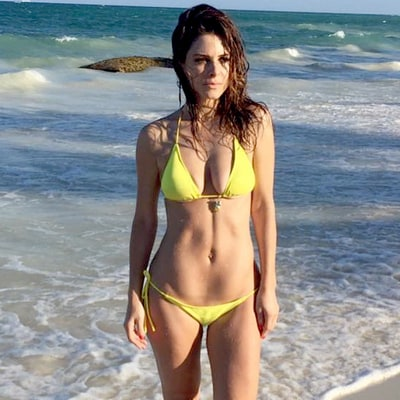 Maria Menounos Shares Stunning Bikini Photo, Opens Up About Struggling Through IVF: 'I Feel Like Me Again'