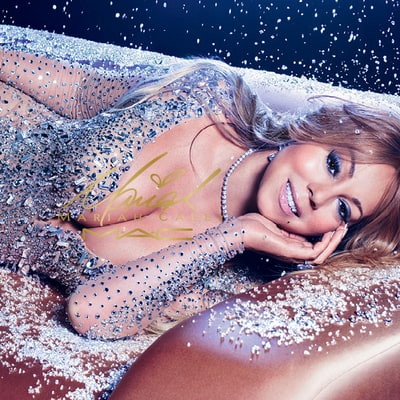 MAC X Mariah Carey Has All the Gold And Glitter You'd Expect