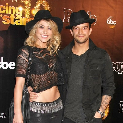 Mark Ballas Is Engaged to Singer BC Jean