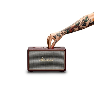 The World's Sexiest Bluetooth Speaker
