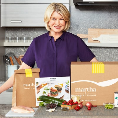 Here's What Happened When We Cooked Like Martha Stewart for a Week (Our Mascara Melted, for Starters)