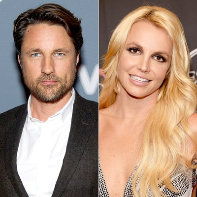 'Grey's Anatomy' Star Martin Henderson Dishes on 'Legendary Kiss' With Britney Spears in 'Toxic' Video