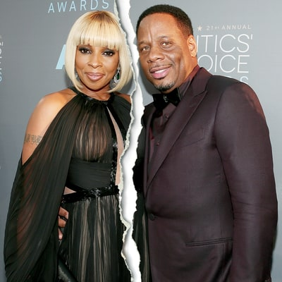 Mary J. Blige Files for Divorce From Husband Kendu Isaacs: 'Sometimes Things Don't Work How We Hoped'