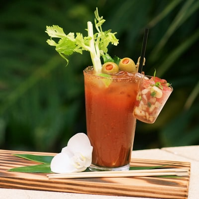 Make a Meal Out of a Bloody Mary
