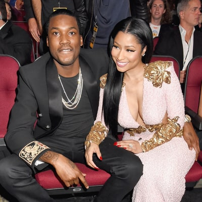 Nicki Minaj Supports Meek Mill as He's Sentenced to 90 Days of House Arrest