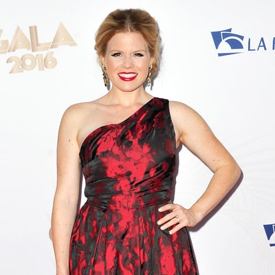 Megan Hilty Debuts Baby Bump on the Red Carpet