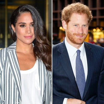 Meghan Markle and Prince Harry Are 'Enjoying Lazy Days Together,' 'Chilling' in London