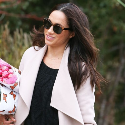 Meghan Markle's Necklace Is Further Proof of Her Relationship Status With Prince Harry