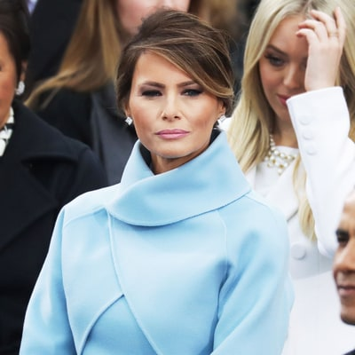 Melania Trump's Inauguration Hairstylist Shares All the Details on the First Lady's 'Do