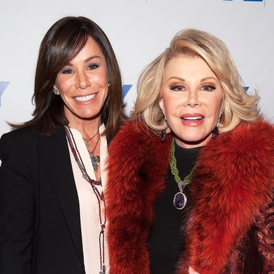 Melissa Rivers Portrays Late Mom Joan Rivers in Joy