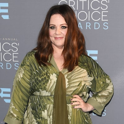 Melissa McCarthy Takes Inches Off Her Hair for New Lob Hairstyle