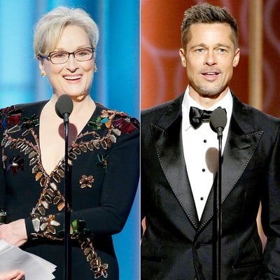 Golden Globes 2017: Meryl Streep Slams Donald Trump, Brad Pitt's Surprise Appearance Applauded and More Top Moments
