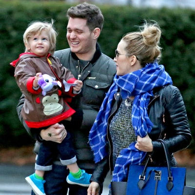 Michael Buble's Son to Undergo Surgery for Liver Cancer: Report