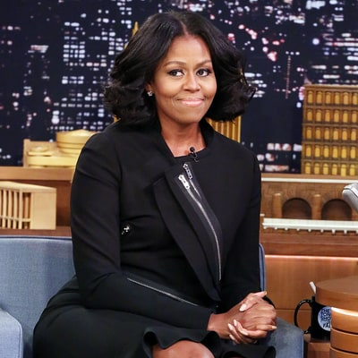 Michelle Obama Talks Malia Crying, Sasha Missing Barack Obama's Farewell Address, on 'Tonight Show': Watch!