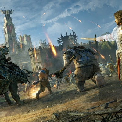 Purchasable Loot Boxes in 'Shadow of War' Won't Affect The Game's Progression, Dev Says
